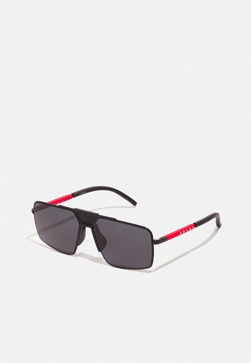 Prada Linea Rossa - Sunglasses - matte black