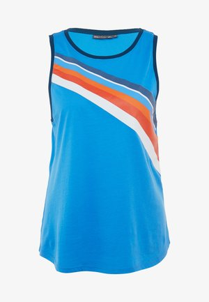 ONPTANGERINE LOOSE TANK  - Top - french blue/gibraltar sea