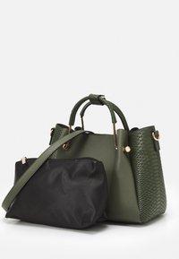 Dune London - DIANA SET - Handbag - khaki - 4