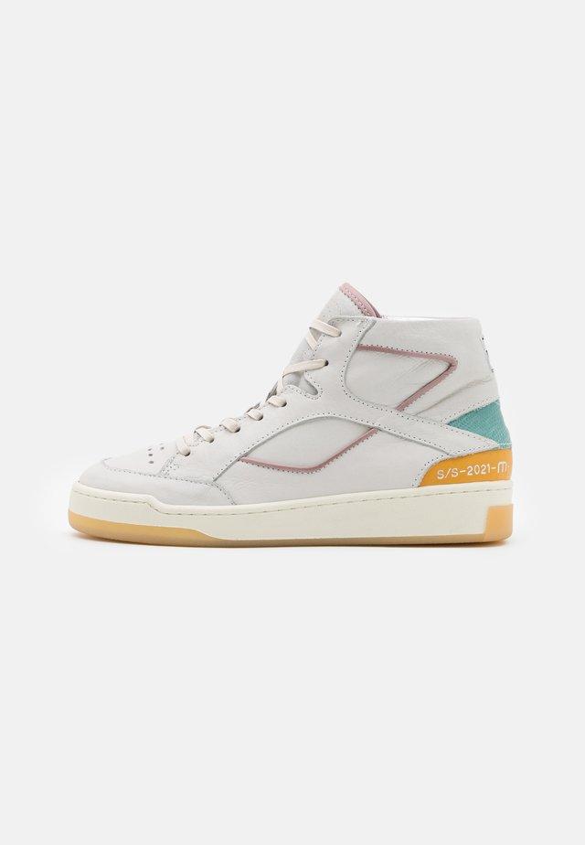 OPA - Sneakers alte - panna/cielo