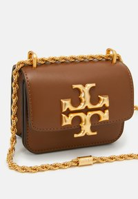 Tory Burch - ELEANOR MINI CROSSBODY - Across body bag - moose - 3
