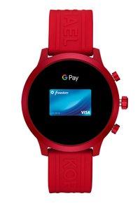 Michael Kors - MKG0 - Smartwatch - red - 5