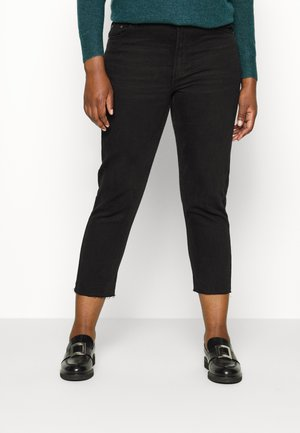 CARMILY - Relaxed fit jeans - black
