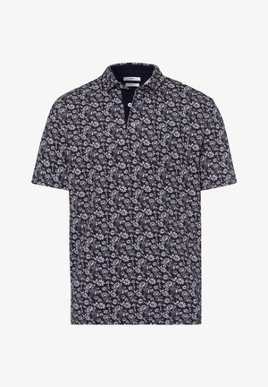 "BRAX HERREN POLOSHIRT ""PICO"" KURZARM - Polo shirt - marine (52)"