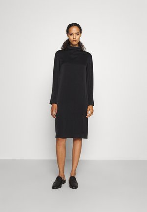 JUDY DRESS - Denní šaty - black