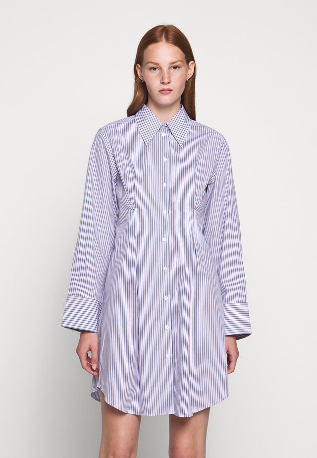 MARILYN SHIRT DRESS - Paitamekko - dove blue
