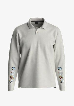 PDIGITIZE - Poloshirt - white