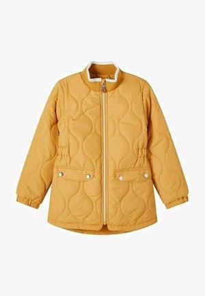 FRÜHJAHR - Winter jacket - amber gold