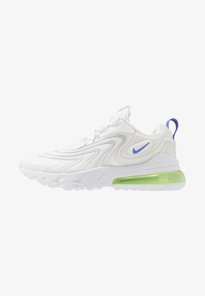 AIR MAX 270 REACT - Trainers - white/sapphire/laser orange/aurora green/light smoke grey/barely volt