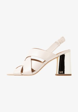 DIXON - Sandals - light cream