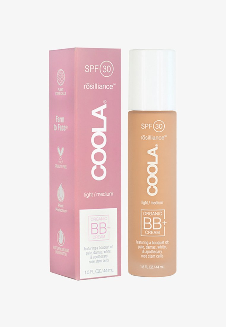 Coola - ROSILIANCE ORGANIC BB+ CREAM SPF 30 - BB cream - -
