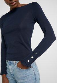 Lauren Ralph Lauren - T-shirt à manches longues - navy - 5