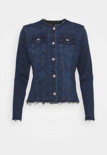 JACKET BAIR PARK AVENUE - Denim jacket - dark blue