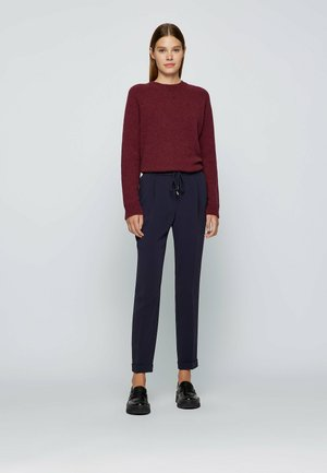 TARIYANA - Pantalon classique - open blue