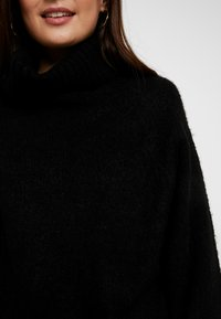 Missguided Petite - BATWING - Pullover - black - 5