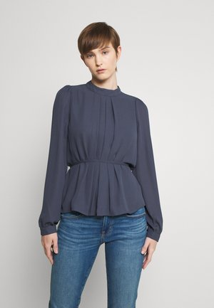 VMJESSICA - Long sleeved top - ombre blue