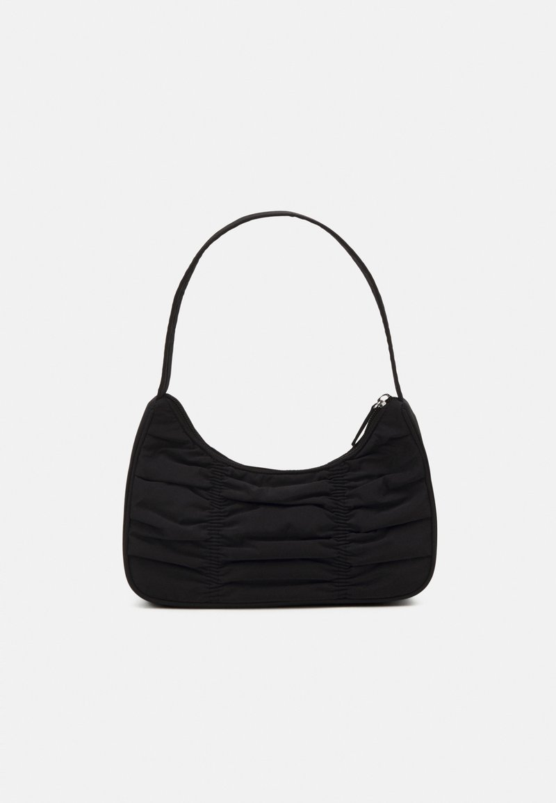 Monki - TANYA BAG - Håndveske - black dark
