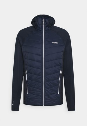 ANDRESON HYBRID - Outdoor jacket - navy/white)