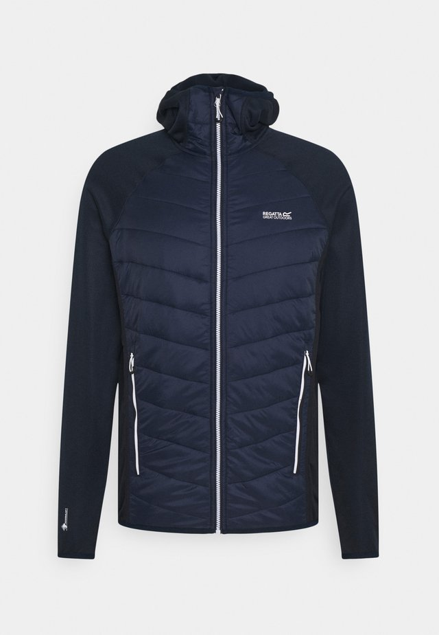 ANDRESON HYBRID - Outdoorjakke - navy/white)