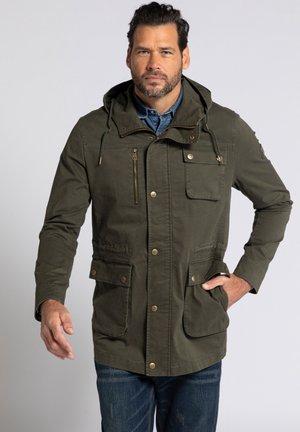 Outdoor jacket - donkerolijf