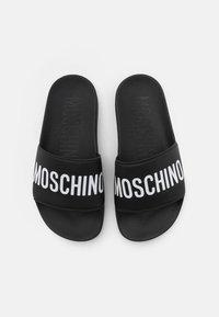 MOSCHINO - UNISEX - Mules - black - 4