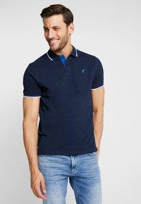 Pier One - Polo shirt - dark blue - 0