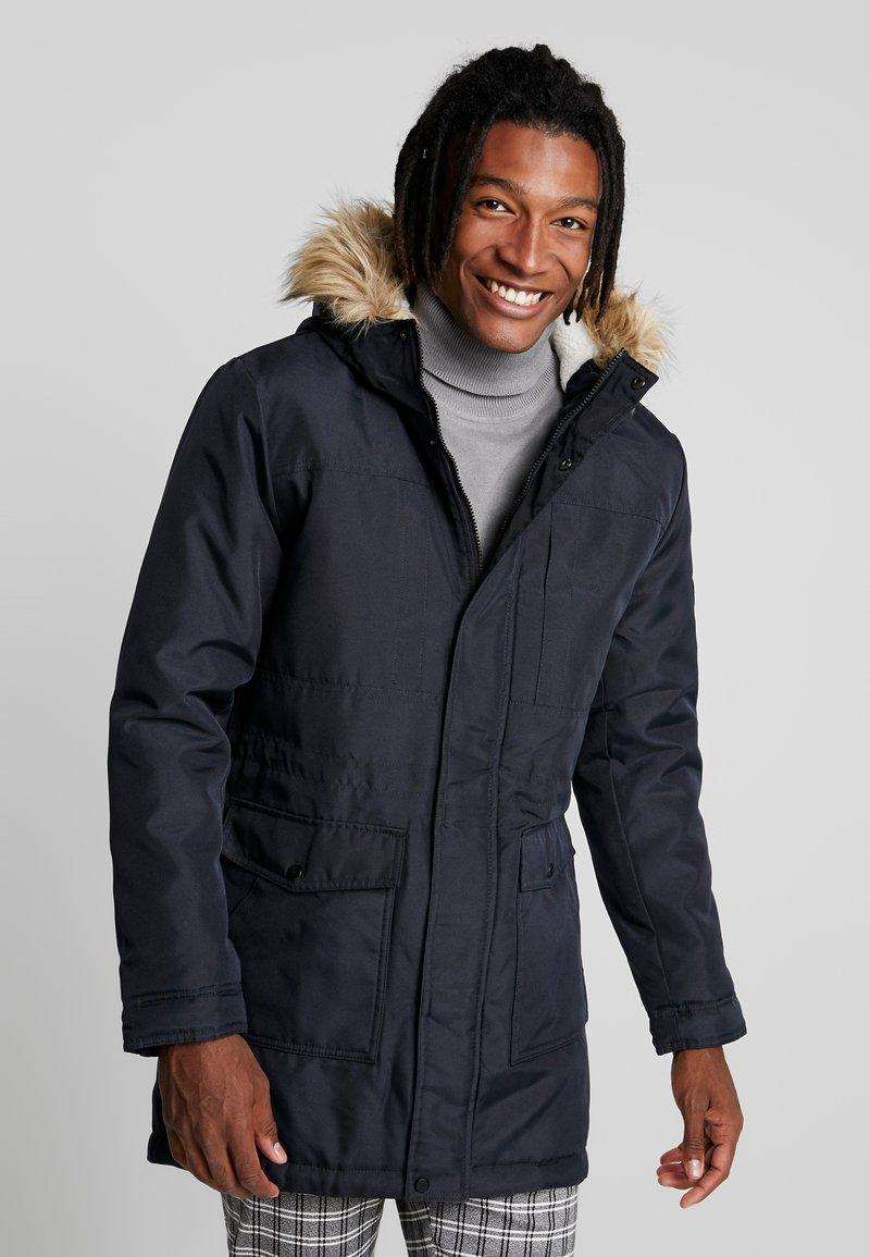 Only & Sons - ONSBASIL JACKET NOOS - Winter coat - dark navy