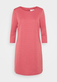ONLY - ONLJOYCE 3/4 DRESS  - Jersey dress - baroque rose - 5