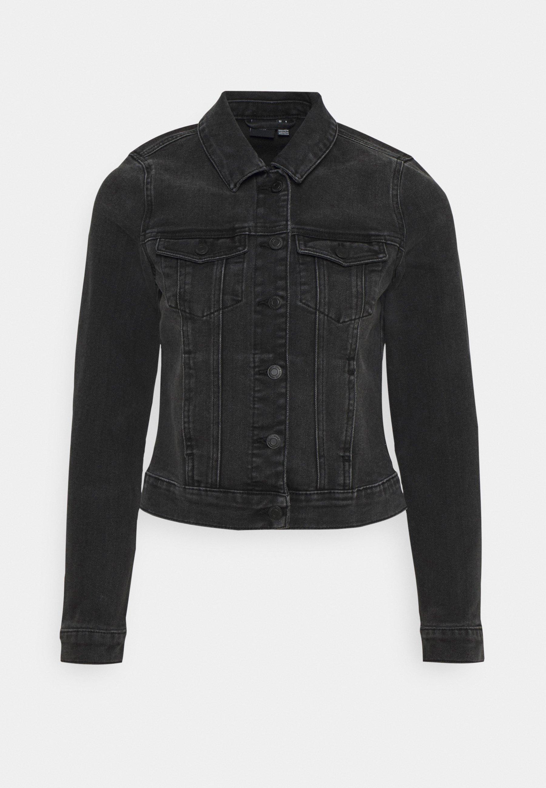 Women VMFAITH SLIM JACKET - Denim jacket
