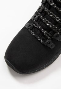 Native - APEX  - Lace-up ankle boots - jiffy black - 5