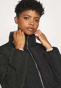 JDY - JDYNEWERICA PADDED JACKET - Winter jacket - black/silver - 3