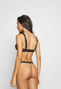 Bluebella - SAWYER THONG - Tanga - black - 2