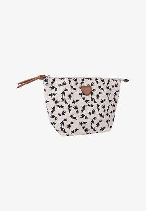 Wash bag - black plus