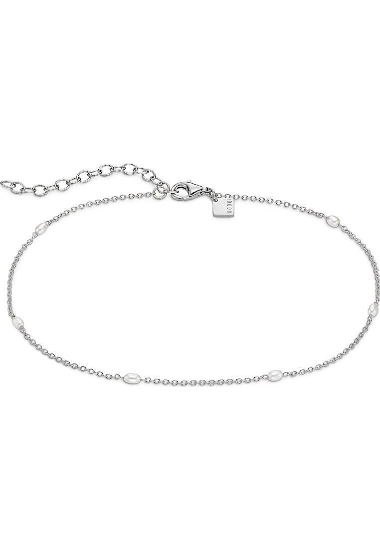 Qooqi Fusskette - Armband Silber