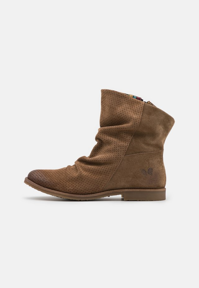 CLASH - Cowboy/biker ankle boot - marvin stone