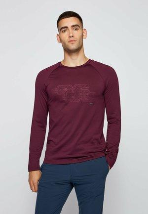 TOGN - T-shirt à manches longues - purple