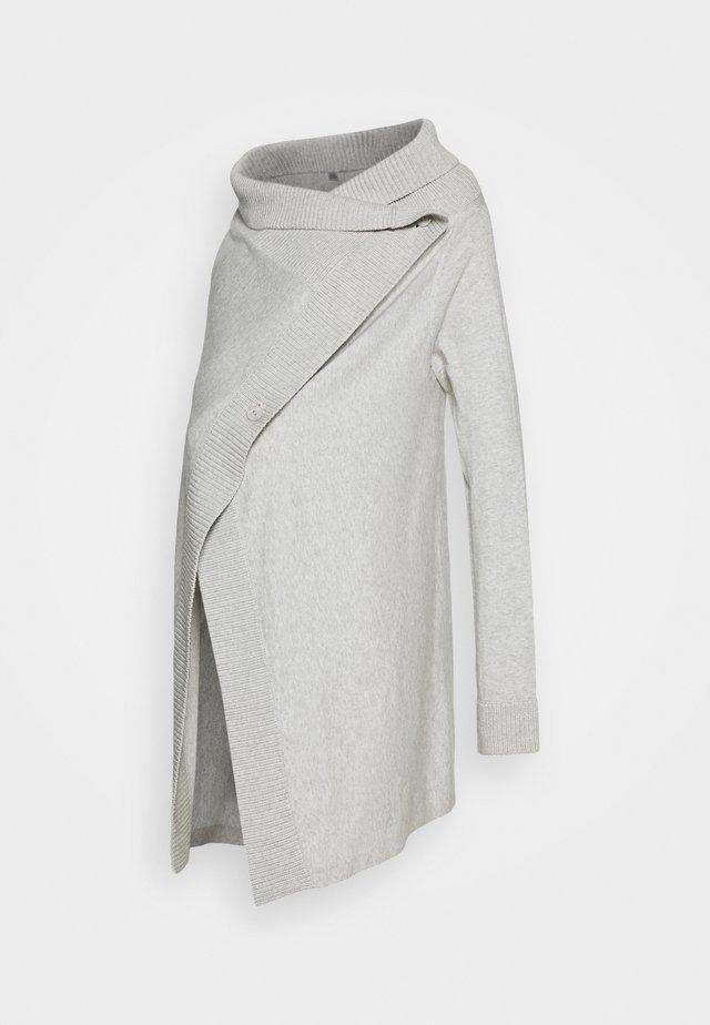 DENISE - Cardigan - grey