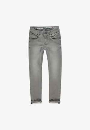 ALFONS - Slim fit jeans - light grey
