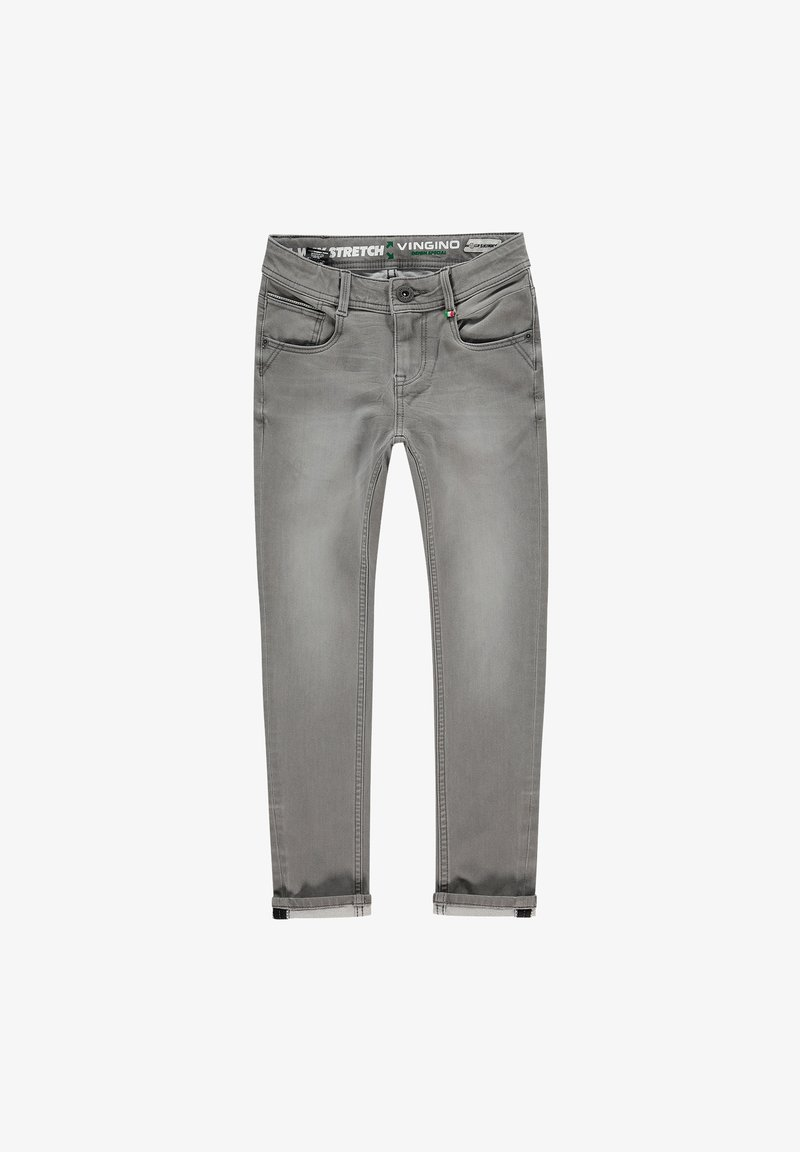 Vingino - ALFONS - Slim fit jeans - light grey
