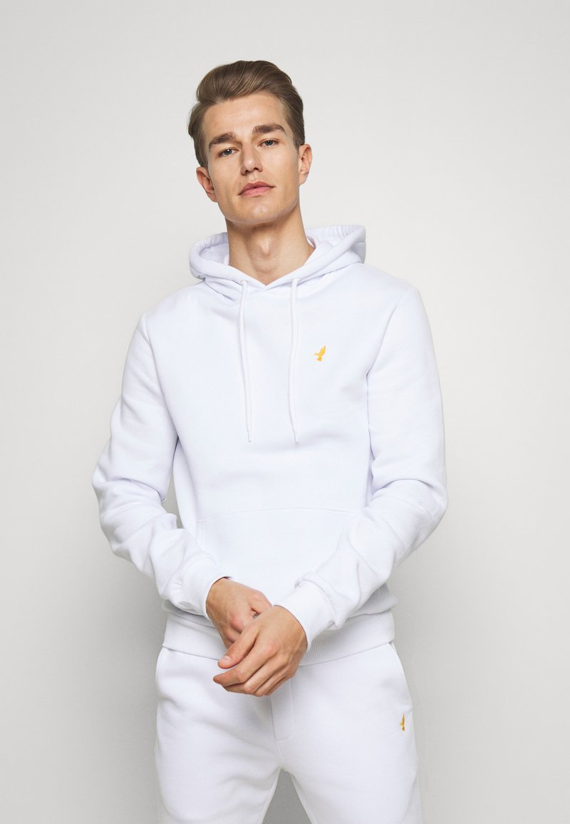 Pier One - Sweat à capuche - white