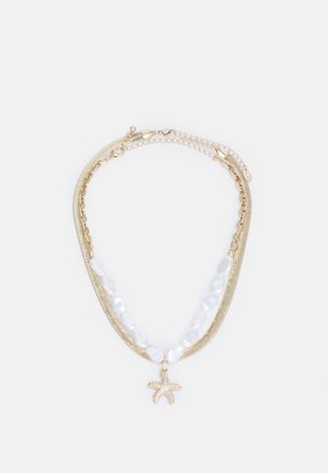 2 PACK - Collana - gold-coloured