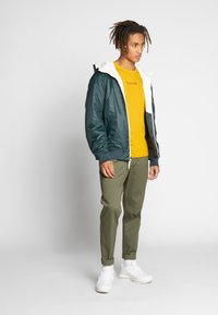 Nike Sportswear - M NSW HE WR JKT HD REV INSLTD - Light jacket - seaweed/sail/thermal green - 1