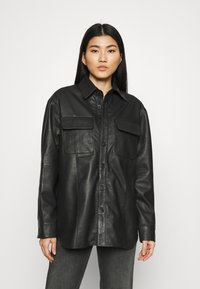 Deadwood - SHORELINE - Short coat - black - 0