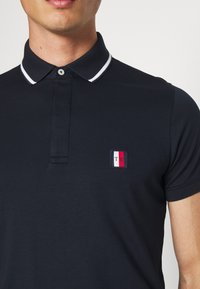 Tommy Hilfiger - SOPHISTICATED SLIM  - Polo - blue - 5