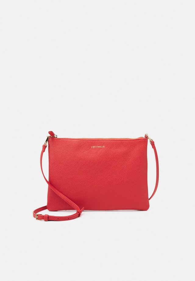 BEST CROSSBODY - Borsa a tracolla - coral red