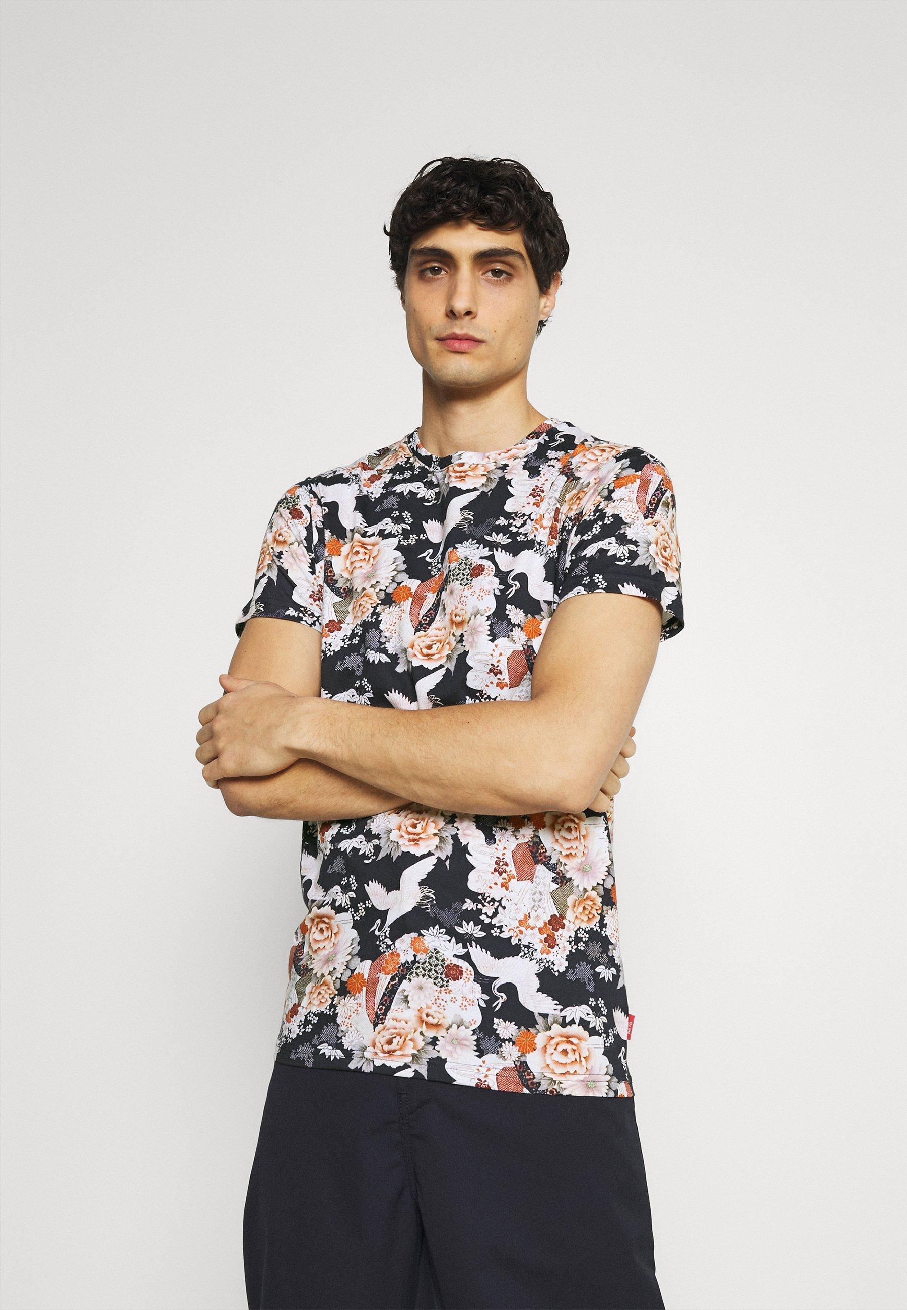 Hombre KRANICH JAPAN - Camiseta estampada