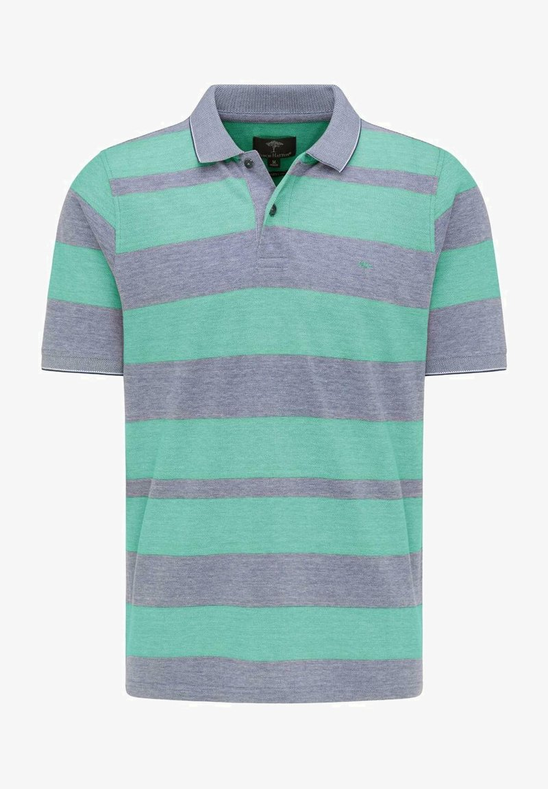 Fynch-Hatton - Polo shirt - midnight peppermint