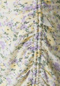 Hollister Co. - A-line skirt - white - 5