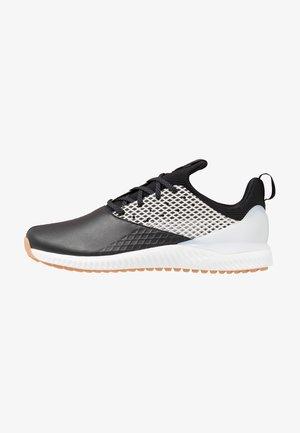 ADICROSS BOUNCE 2 - Golfové boty - core black/dark silver metallic/footwear white
