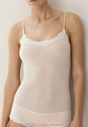 Undershirt - blush